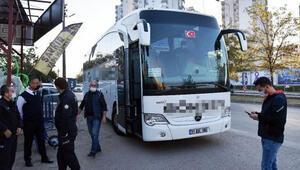 Son dakika haberler... Hareketli dakikalar Otobüste 12 terörist var ihbarı...