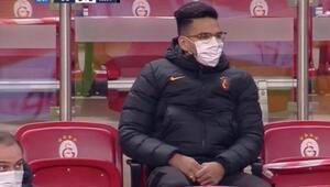 Son dakika haberi   Galatasarayda Falcaonun tedavisine devam edildi