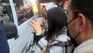 Taksimde maske ve sigara denetimi; Çoğunlukla kuralları yabancılar ihlal ediyor