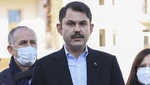 Bakan Kurum: Fikirtepede İstanbula yakışacak bir projeyi gerçekleştiriyor olacağız
