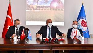Trabzon'da 'Planetaryum ve Bilim Merkezi' projesinde imzalar atıldı