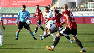 Denizlispor 1 - 2 Turgutluspor maç sonucu (Ziraat Türkiye Kupası)