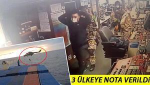 Son dakika… Gemi trafiğinde 3 ülkeye nota verildi Türkiye uyardı, Herkes birbirini suçladı…