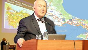 Son dakika haberler: Prof. Dr. Ercan'dan deprem uyarısı…  İstanbul'daki en riskli bölgeleri açıkladı