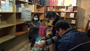 Amcasından kalan mağazadaki ürünleri, hayır kurumlarına bağışladı