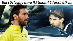 Son Dakika | Avrupa bununla çalkalanıyor Lionel Messi ve 10 yıllık imza...