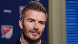 Beckhamdan tarihi imza Dudak uçuklattı