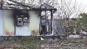 Silivrideki yangın yürek dağladı 2 kardeş hayatını kaybetti