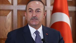 Son dakika haberi... Bakan Çavuşoğlundan Doğu Akdenizdeki skandal aramaya ilişkin açıklama: Cevabımızı sahada da vereceğiz