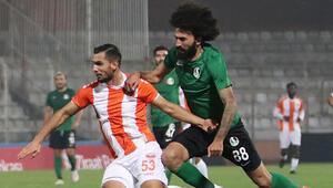 Adanaspor, kupada penaltılarla turladı