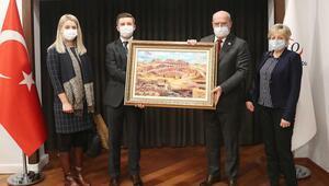 Bosna-Hersekten ATO üyelerine davet