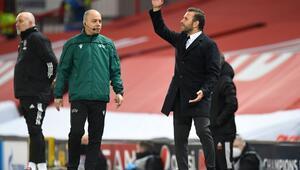 Son Dakika | Okan Buruk, Manchester United - Başakşehir maçı sonrası açıkladı