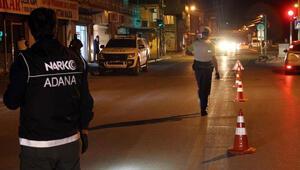 Aracında tabanca ve uyuşturucu bulunan zanlı gözaltına alındı