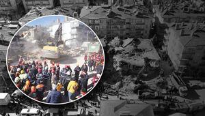 Depremde yıkılan Dilek Apartmanını hatır gönül yıkmış
