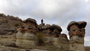 Bingölde külahlı taşların turizme kazandırılması isteniyor