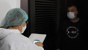 Koronavirüs hastasından filyasyon ekibine ilginç istekler