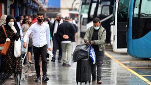 Şehirlerarası seyahat yasağı olacak mı Bakan Kocadan seyahat kısıtlaması açıklaması