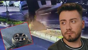 """Enes Batur, 2 yıl önce """"Çok pahalı araba kazaları"""" başlıklı bir video yayınlamış"""
