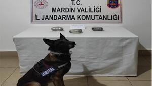 Mardinde 1 kilo 600 gram uyuşturucu ele geçirildi
