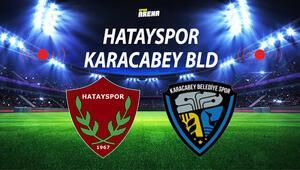 Hatayspor Karacabey Belediyespor maçı ne zaman saat kaçta hangi kanalda