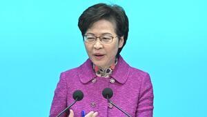 Hong Kong lideri Lam tartışmalı yasayı savundu