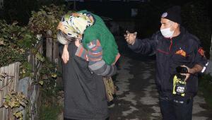 Kocaeli'de yangında babası tarafından kurtarılan Fatma: 5 dakika daha kalsaydık cenazemiz çıkardı