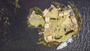 Zengin kültürüyle kendine hayran bırakan Titikaka Gölü