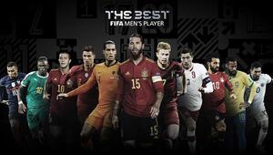 Son Dakika | FIFA The Best ödülü adayları açıklandı Dünyada yılın en iyisi...