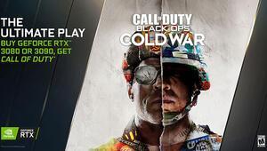 Ray Tracing ve NVIDIA DLSS'in öne çıktığı yeni Call of Duty: Black Ops Cold War videosu yayınlandı