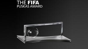 Puskas Ödülü adayları açıklandı