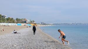 Dünyaca ünlü sahil, martı ve yerleşik Ruslara kaldı