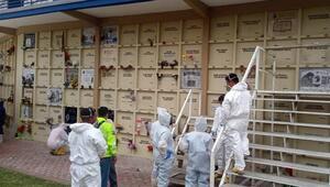 Son dakika haberi: Ekvador'da korona virüsten ölenler mezardan çıkarılıyor