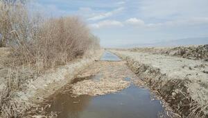 Eber Gölüne kayık yolları