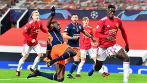 Başakşehir, Manchester United maçı sonrası İngiltereden ayrıldı