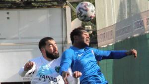 Ziraat Türkiye Kupası 4. tur | Ankara Keçiörengücü 1-2 Kocaelispor (Uzatmalar sonrası)