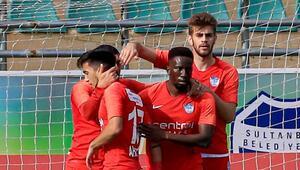 Ziraat Türkiye Kupası 4. tur | Tuzlaspor 5-1 Sultanbeyli Belediyespor