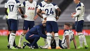 Son dakika | Tottenhamlı Toby Alderweireld 2-4 hafta sahalardan uzak kalacak