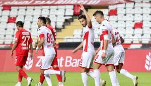 Fraport TAV Antalyaspor 2-0 Pendikspor