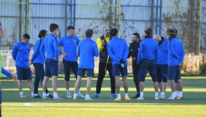 MKE Ankaragücü Trabzonspor maçının hazırlıklarını sürdürdü