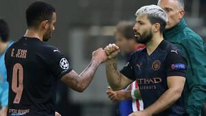 Manchester City, Şampiyonlar Liginde turladı Olympiakos tek golle yıkıldı