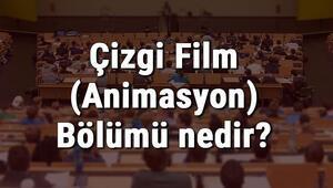 Çizgi Film (Animasyon) Bölümü nedir ve mezunu ne iş yapar Bölümü olan üniversiteler, dersleri ve iş imkanları
