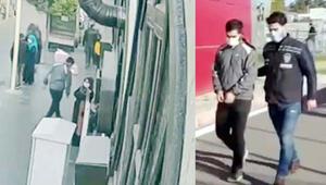 Kameradan belirlenen kapkaç şüphelisi yakalandı