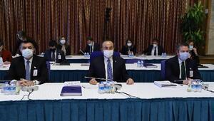 TBMM Plan ve Bütçe Bütçe Komisyonunda ilginç diyaloglar... Bakan Çavuşoğlu: Biberi, kırmızı karta tercih ederim