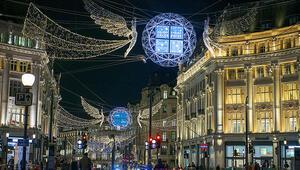 Oxford Caddesi Noel'e hazır ama...