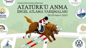 Kocaelide 28-29 Kasım tarihlerinde Atatürkü Anma Engel Atlama Yarışmaları düzenlenecek