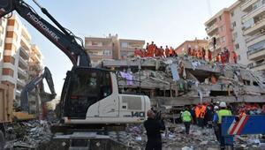 İzmirdeki depremde enkazdan çıkartılan Mahir Tahirler hayatını kaybetti