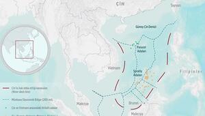 Güney Çin Denizinde Malezya-Çin gerilimi