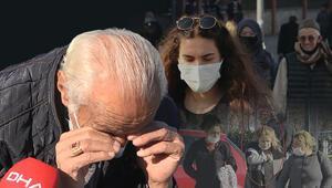 Bursa'da duygusal anlar… Onları görünce tepki gösterdi ve gözyaşlarını tutamadı