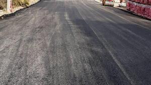 Mimar Sinan ve Kavaklıya sıcak asfalt