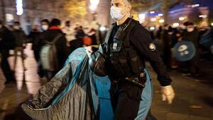 O polislere görevden uzaklaştırma